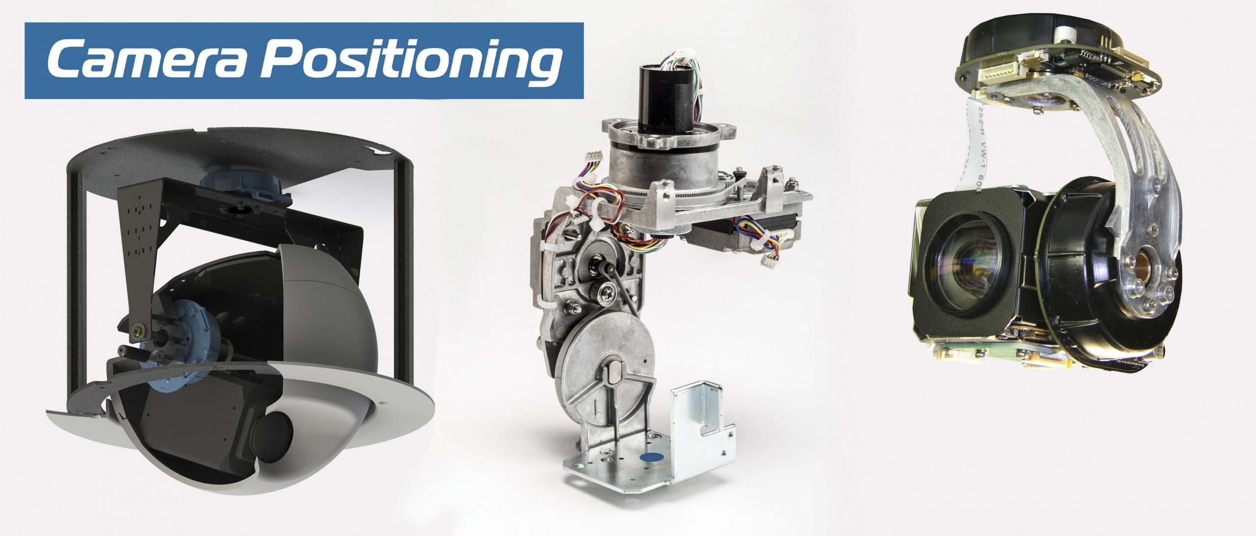 Camera Positioning Mechanisms