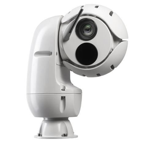 Hydra Duo - Ruggedised PTZ CCTV Camera