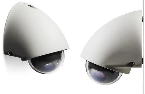 Limpet high-precision PTZ dome