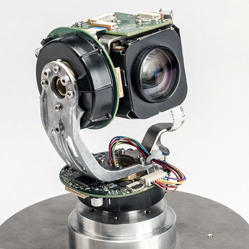 Titan™ BLDC Motor PTZ Camera